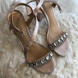 9476473c0 Jewel Badgley Mischka Shoes - Jewel by Badgley Mischka Mayra Block Heels